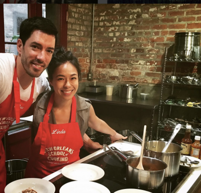 Linda Phan: Everything to Know about Drew Scott's Fiancée - Press