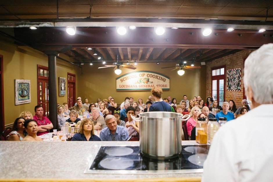 Check out our Cooking Classes! | Blog | New Orleans School of Cooking