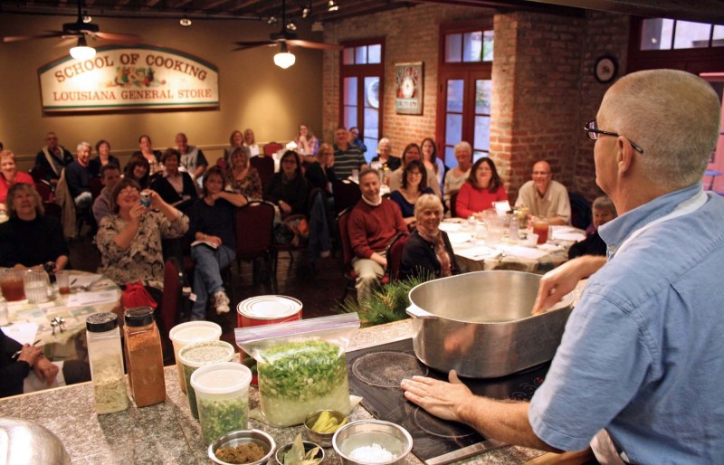 Demonstration Cooking demonstration cooking classes | new orleans la | new orleans